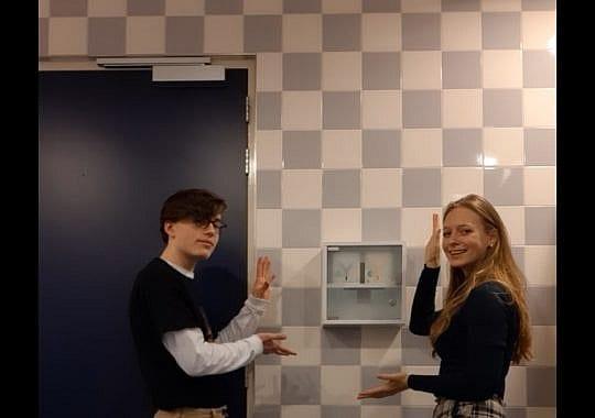 Gratis menstruatieartikelen op toiletten