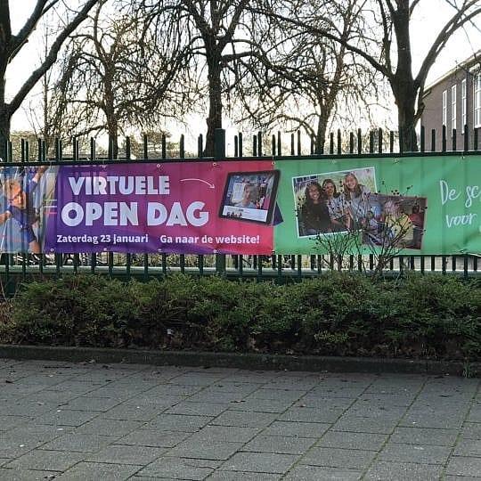 Aankondiging Virtuele Open Dag