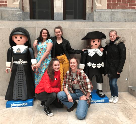 Terugblik: excursie Rijksmuseum
