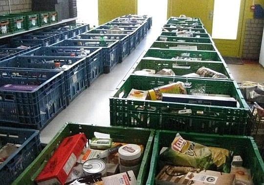 Voedselbankactie 16 t/m 20 december